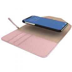 Ideal Mayfair Clutch iPhone Xr pink