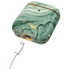 Ideal Case Apple AirPods mint sirl marble