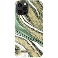 iDeal Fashion Case iPhone 12 Pro Max cosmic green swirl