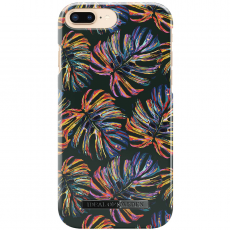 Ideal Fashion Case iPhone 6/6S/7/8 Plus neon tropical