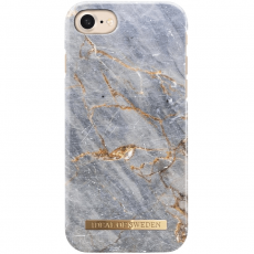 Ideal Fashion Case iPhone 6/6S/7/8/SE grey marble