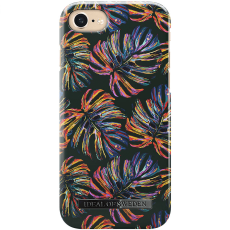 Ideal Fashion Case iPhone 6/6S/7/8 neon tropical