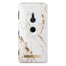 Ideal Fashion Case Xperia XZ2 carrara gold