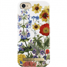 Ideal Fashion Case iPhone 6/6S/7/8/SE flower meadow
