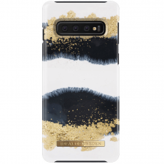 Ideal Fashion Case Galaxy S10 gleaming licorice