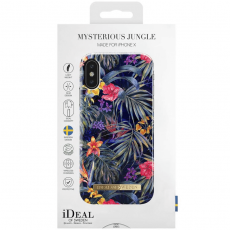 Ideal Fashion Case iPhone X mysterious jungle