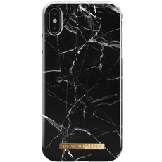 Ideal Fashion Case iPhone Xs Max black marble