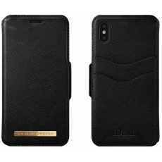 Ideal Fashion Wallet iPhone Xs Max black