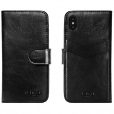 Ideal Magnet Wallet+ iPhone Xs Max black