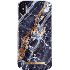 Ideal Fashion Case iPhone Xs Max midnight blue marble