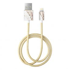 Ideal Fashion Lightning-kaapeli carrara gold