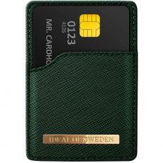iDeal Magnetig Card Holder green