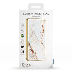 Ideal PowerBank 5000mAh carrara gold