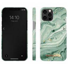 iDeal Fashion Case iPhone 12 Pro Max mint swirl marble