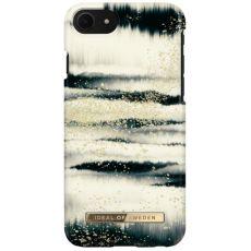 Ideal Fashion Case iPhone 6/6S/7/8/SE golden tie dye