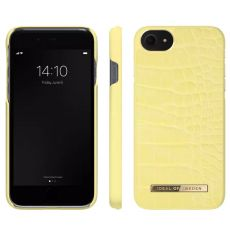 iDeal Atelier Case iPhone 7/8/SE 2020 lemon croco