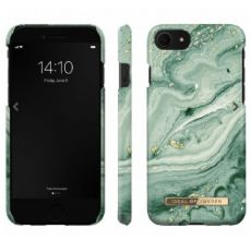 Ideal Fashion Case iPhone 6/6S/7/8/SE mint swirl marble