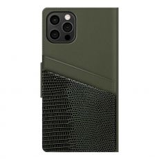 iDeal Unity Wallet iPhone 12/12 Pro metal woods