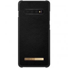 Ideal Saffiano Case Galaxy S10+ black
