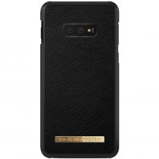 Ideal Saffiano Case Galaxy S10e black