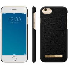 Ideal Saffiano Case iPhone 6/6S/7/8/SE black