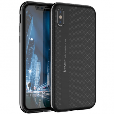iPaky Apple iPhone X Under-suojakotelo black