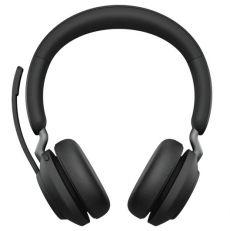 Jabra Evolve2 65 MS Stereo + LINK380C (USB-C-adapterilla) black