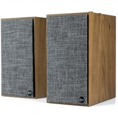 Klipsch The Fives aktiivikaiuttimet walnut