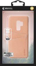 Krusell Sunne 2 Card Cover Galaxy S9+ nude