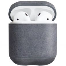 Krusell Sunne Case Apple AirPods gray