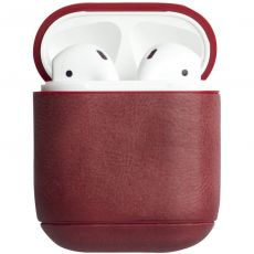 Krusell Sunne Case Apple AirPods red