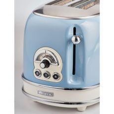 Ariete Vintage -leivänpaahdin, 2 viipaletta, blue