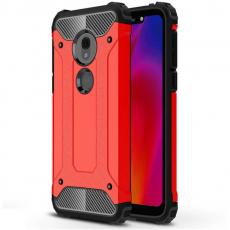 Luurinetti suojakuori Moto G7 Play red
