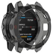 LN TPU-suoja Garmin Fenix 6S/6S Pro black