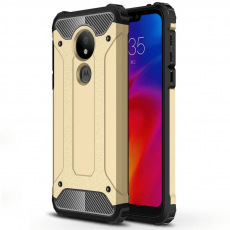 Luurinetti suojakuori Moto G7 Power gold