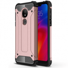 Luurinetti suojakuori Moto G7 Power rose