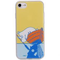 doCover kuori iPhone 6/6S /7/8/SE Muumipeikko veneilemässä