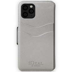 Ideal Fashion Wallet iPhone 11 Pro Max grey