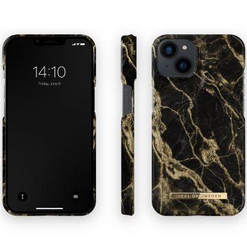 iDeal Fashion suojakuori Apple iPhone 13 golden smoke marble