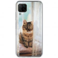 TPU-suoja omalla kuvalla Huawei P40 Lite