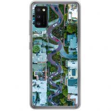 TPU-suoja omalla kuvalla Samsung Galaxy A41