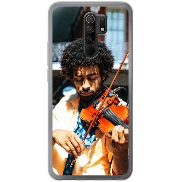TPU-suoja omalla kuvalla Xiaomi Redmi 9