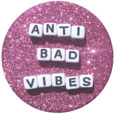PopSockets PopGrip Anti Bad Vibes