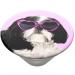 PopSockets PopTop (vain yläosa) Sassy Shih Tzu