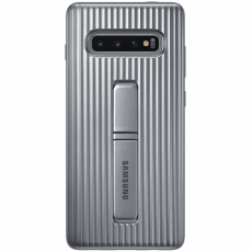 Samsung Galaxy S10+ Protective Cover  silver