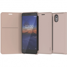 Nokia 3.1 Flip Cover CP-306 cream