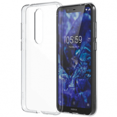 Nokia 5.1 Plus Clear Case CC-151