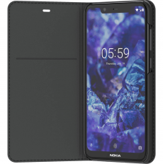 Nokia 5.1 Plus Flip Cover CP-251 black