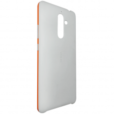 Nokia 7 Plus Soft Touch Case CC-506 Grey/Copper