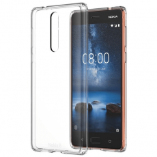 Nokia 8 Hybrid Crystal Case CC-701